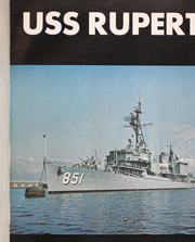 Page 7, 1966 Edition, Rupertus (DD 851) - Naval Cruise Book online yearbook collection