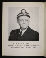 Page 8, 1966 Edition, Rupertus (DD 851) - Naval Cruise Book online yearbook collection