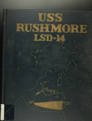1963 Edition, Rushmore (LSD 14) - Naval Cruise Book
