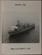 Page 5, 1996 Edition, Rushmore (LSD 47) - Naval Cruise Book online yearbook collection