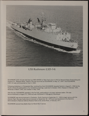 Page 7, 1996 Edition, Rushmore (LSD 47) - Naval Cruise Book online yearbook collection