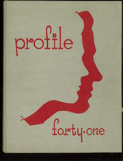 1941 Edition, Woodrow Wilson Junior College - Profile Yearbook (Chicago, IL)