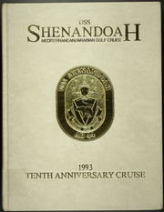 Page 1, 1993 Edition, Shenandoah (AD 44) - Naval Cruise Book online yearbook collection
