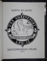 Page 5, 1983 Edition, Shreveport (LPD 12) - Naval Cruise Book online yearbook collection