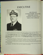 Page 14, 1991 Edition, Shreveport (LPD 12) - Naval Cruise Book online yearbook collection
