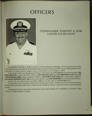 Page 15, 1991 Edition, Shreveport (LPD 12) - Naval Cruise Book online yearbook collection