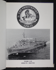 Page 5, 1992 Edition, Shreveport (LPD 12) - Naval Cruise Book online yearbook collection
