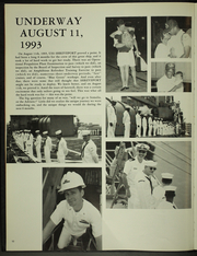 Page 14, 1994 Edition, Shreveport (LPD 12) - Naval Cruise Book online yearbook collection