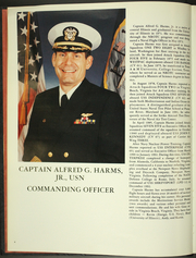 Page 8, 1994 Edition, Shreveport (LPD 12) - Naval Cruise Book online yearbook collection