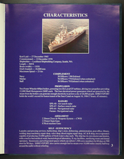 Page 7, 2000 Edition, Shreveport (LPD 12) - Naval Cruise Book online yearbook collection