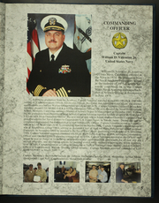Page 9, 2000 Edition, Shreveport (LPD 12) - Naval Cruise Book online yearbook collection