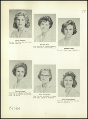 Academy of the Holy Cross - Cross and Anchor Yearbook (Kensington, MD) online yearbook collection, 1960 Edition, Page 114