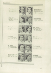 Page 13, 1936 Edition, Girls Vocational School - Sun Dial Yearbook (Baltimore, MD) online yearbook collection