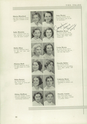 Page 14, 1936 Edition, Girls Vocational School - Sun Dial Yearbook (Baltimore, MD) online yearbook collection