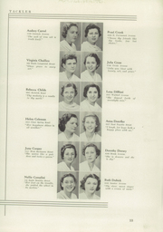 Page 15, 1936 Edition, Girls Vocational School - Sun Dial Yearbook (Baltimore, MD) online yearbook collection