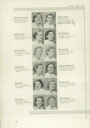 Page 16, 1936 Edition, Girls Vocational School - Sun Dial Yearbook (Baltimore, MD) online yearbook collection