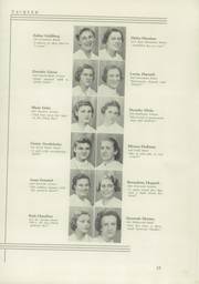 Page 17, 1936 Edition, Girls Vocational School - Sun Dial Yearbook (Baltimore, MD) online yearbook collection