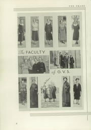 Page 8, 1936 Edition, Girls Vocational School - Sun Dial Yearbook (Baltimore, MD) online yearbook collection