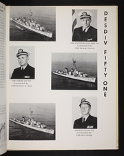 Page 9, 1961 Edition, Somers (DD 947) - Naval Cruise Book online yearbook collection