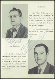 Page 13, 1952 Edition, Grantsville High School - Arch Yearbook (Grantsville, MD) online yearbook collection