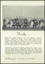 Page 17, 1952 Edition, Grantsville High School - Arch Yearbook (Grantsville, MD) online yearbook collection