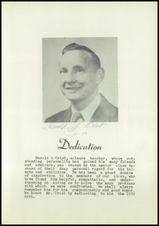 Page 9, 1952 Edition, Grantsville High School - Arch Yearbook (Grantsville, MD) online yearbook collection