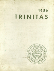 Page 1, 1956 Edition, Trinity Preparatory School - Trinitas Yearbook (Ilchester, MD) online yearbook collection