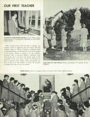 Page 10, 1956 Edition, Trinity Preparatory School - Trinitas Yearbook (Ilchester, MD) online yearbook collection