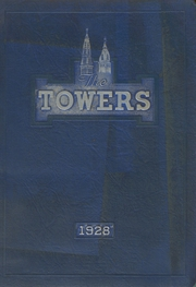1928 Edition, Notre Dame Preparatory School - Towers Yearbook (Towson, MD)