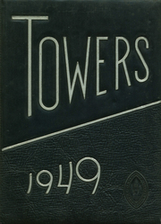 Page 1, 1949 Edition, Notre Dame Preparatory School - Towers Yearbook (Towson, MD) online yearbook collection