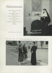 Page 10, 1949 Edition, Notre Dame Preparatory School - Towers Yearbook (Towson, MD) online yearbook collection