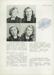 Page 16, 1949 Edition, Notre Dame Preparatory School - Towers Yearbook (Towson, MD) online yearbook collection