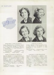 Page 17, 1949 Edition, Notre Dame Preparatory School - Towers Yearbook (Towson, MD) online yearbook collection