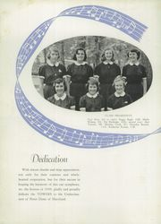 Page 8, 1949 Edition, Notre Dame Preparatory School - Towers Yearbook (Towson, MD) online yearbook collection