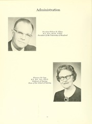Page 16, 1965 Edition, University of Maryland School of Nursing - Pledge Yearbook (Baltimore, MD) online yearbook collection