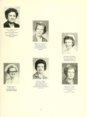 Page 17, 1965 Edition, University of Maryland School of Nursing - Pledge Yearbook (Baltimore, MD) online yearbook collection