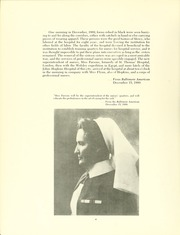 Page 8, 1965 Edition, University of Maryland School of Nursing - Pledge Yearbook (Baltimore, MD) online yearbook collection