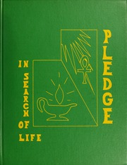 Page 1, 1972 Edition, University of Maryland School of Nursing - Pledge Yearbook (Baltimore, MD) online yearbook collection
