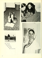Page 10, 1973 Edition, University of Maryland School of Nursing - Pledge Yearbook (Baltimore, MD) online yearbook collection