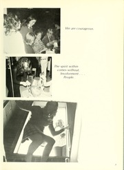 Page 11, 1973 Edition, University of Maryland School of Nursing - Pledge Yearbook (Baltimore, MD) online yearbook collection