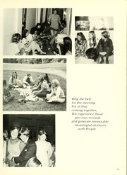 Page 15, 1973 Edition, University of Maryland School of Nursing - Pledge Yearbook (Baltimore, MD) online yearbook collection
