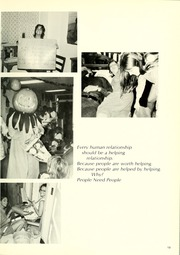 Page 17, 1973 Edition, University of Maryland School of Nursing - Pledge Yearbook (Baltimore, MD) online yearbook collection