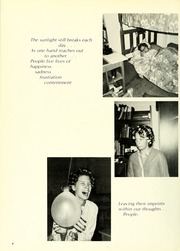 Page 8, 1973 Edition, University of Maryland School of Nursing - Pledge Yearbook (Baltimore, MD) online yearbook collection