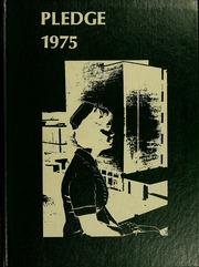University of Maryland School of Nursing - Pledge Yearbook (Baltimore, MD) online yearbook collection, 1975 Edition, Page 1