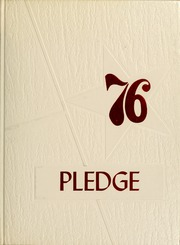 University of Maryland School of Nursing - Pledge Yearbook (Baltimore, MD) online yearbook collection, 1976 Edition, Page 1