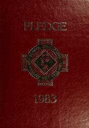 University of Maryland School of Nursing - Pledge Yearbook (Baltimore, MD) online yearbook collection, 1983 Edition, Page 1
