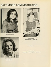 Page 13, 1975 Edition, Walter Reed Army Institute of Nursing - Pledge Yearbook (Washington, DC) online yearbook collection