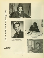 Page 14, 1975 Edition, Walter Reed Army Institute of Nursing - Pledge Yearbook (Washington, DC) online yearbook collection
