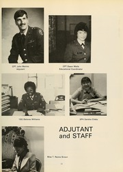 Page 15, 1975 Edition, Walter Reed Army Institute of Nursing - Pledge Yearbook (Washington, DC) online yearbook collection