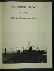 Page 5, 1980 Edition, Spiegel Grove (LSD 32) - Naval Cruise Book online yearbook collection